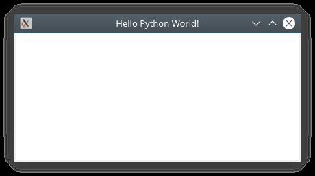 18  Qt for Python — Qt5 Cadaques Book vmaster